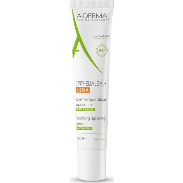 A-Derma Epitheliale A.H. Ultra Soothing Repairing Cream 40ml