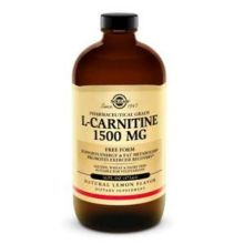 Solgar L-Carnitine 1500mg Liquid 473 ml