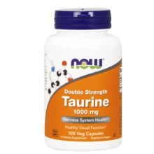 Now Foods Taurine 1000 mg X 100 Caps