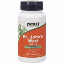 Now Foods St. John's Wort Extract 300mg X 100 Vcaps