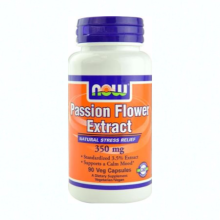 Now Foods Passion Flower Extract 350 mg X 90 Vcaps