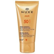 Nuxe Sun Melting Face Cream Spf 50 50 ml