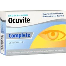 Ocuvite Complete X 60 Tabs