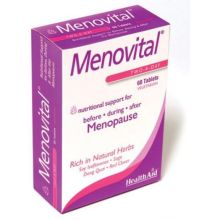 Health Aid Menovital™ Tablets 60?S