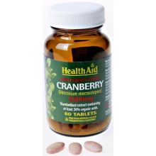 Health Aid Cranberry 5000mg X 60 Tabs