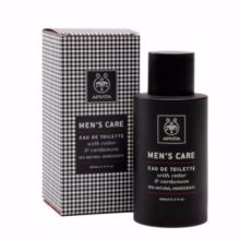 Apivita Men's Care Eau De Toilette Με Κάρδαμο & Κέδρο 100 ml