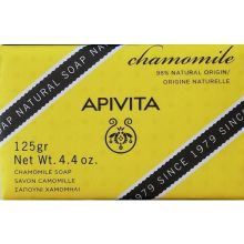 Apivita Soap Natural Χαμομήλι 125 gr