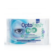 Intermed Optofresh Relax Eyes X 10 Τμχ
