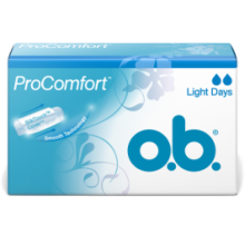 Ob Procomfort Light Days X 8 Τμχ