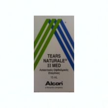 Tears Naturale Ii Med 15 ml