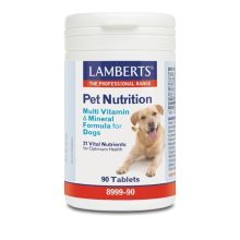 Lamberts Multi Vitamin and Mineral Formula for Dogs 90 Tabls