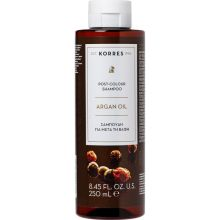 Korres Argan Oil Post-Colour Shampoo Για Μετά Τη Βαφή 250ml