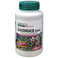 Nature's Plus Licorice (DGL) 500 mg 60 veg caps