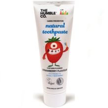 The Humble Co. Natural Kids Toothpaste Strawberry 75ml