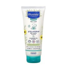 Mustela Stelatopia Cleansing Gel-Extremely Dry Skin With Sunflower 200 Ml