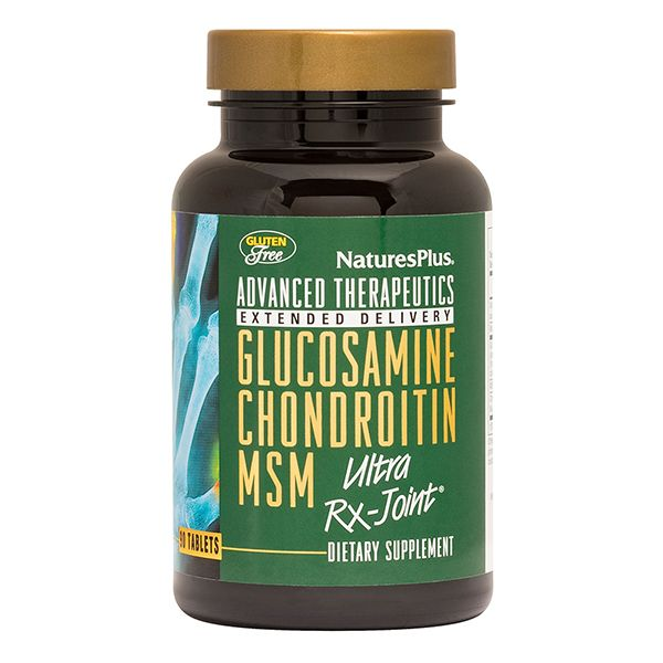 Nature's Plus Glucosamine+Chondroitin Msm Ultra Rx Jnt X 90 Tabs