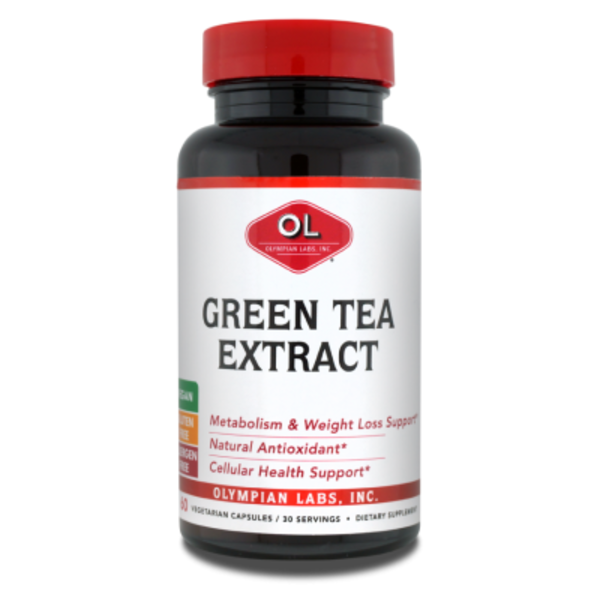 Olympian green Tea Extract 500 mg 60 Caps