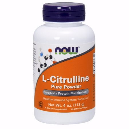 Now Foods L- Citrulline Powder 113.4 gr