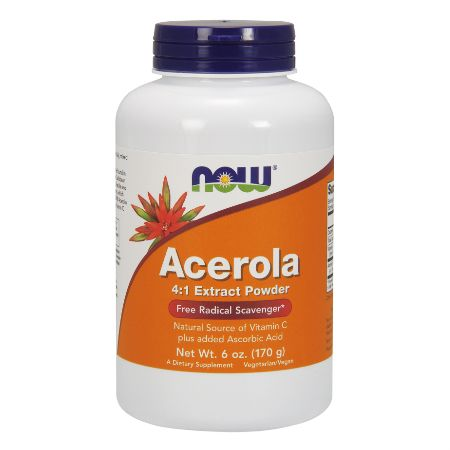 Now Foods Acerola Pure Powder 170 gr