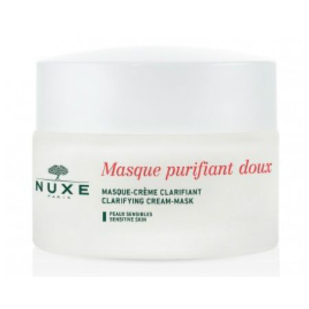 Nuxe Masque Purifiant Doux With Rose Petals 50 ml