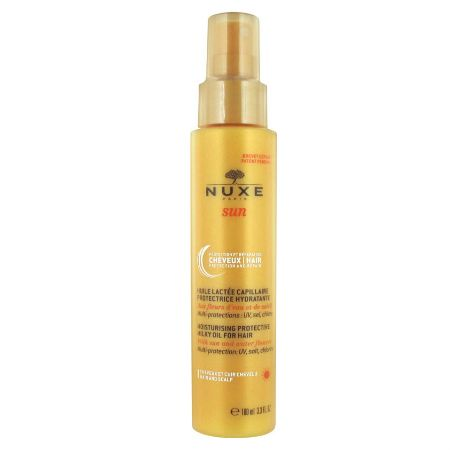 Nuxe Sun Moisturizing Protective Milky Oil For Hair 100 ml