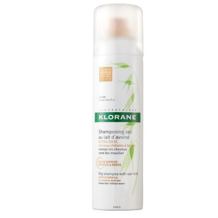 Klorane Shampoo Spray Avoine Teintee Natural 150 ml