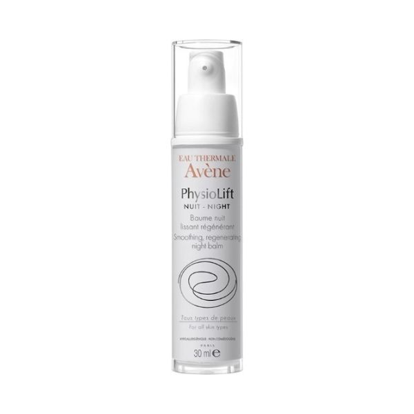 Avene Physiolift Smoothing Night Balm 30ml