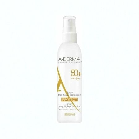 A-Derma Sun Protect Spray Spf 50+ 200 ml