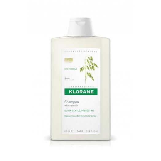 Klorane Shampoo Lait Avoine 400 ml