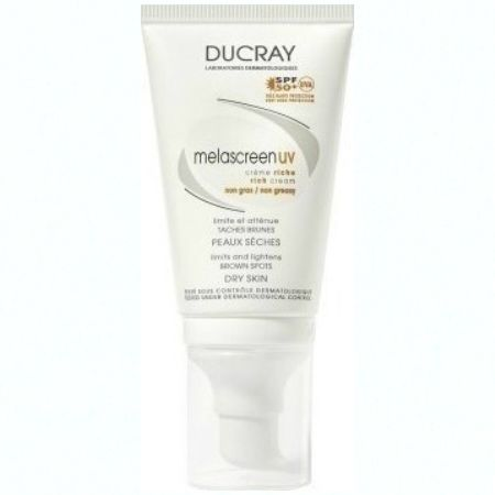 Ducray Melascreen Uv 50+ Creme Riche 40ml