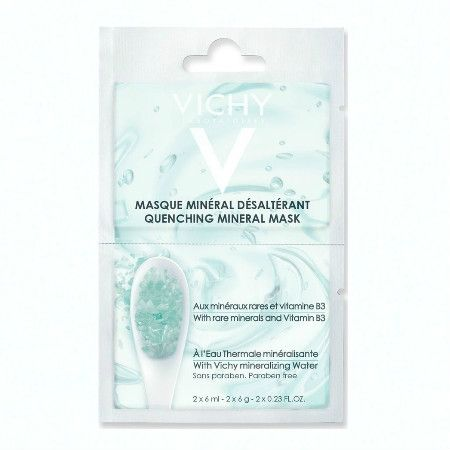 Vichy Quenching Mineral Mask 2 X 6 ml