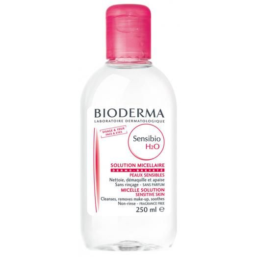 Bioderma Sensibio H2O Lotion 250 ml