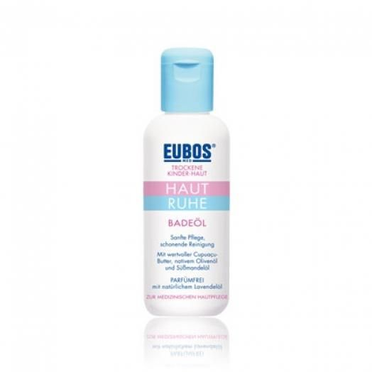 Eubos Baby Bath Oil 125 ml