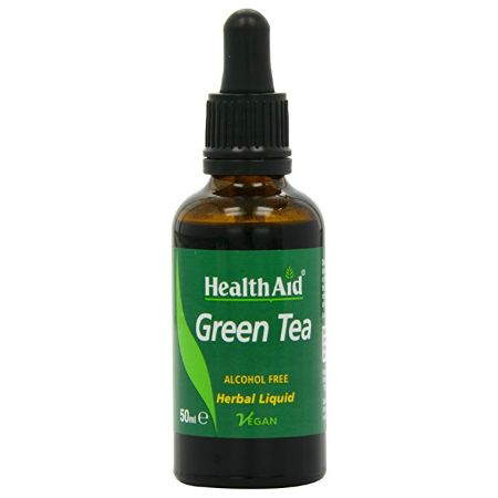 Health Aid green Tea Liquid 50 ml