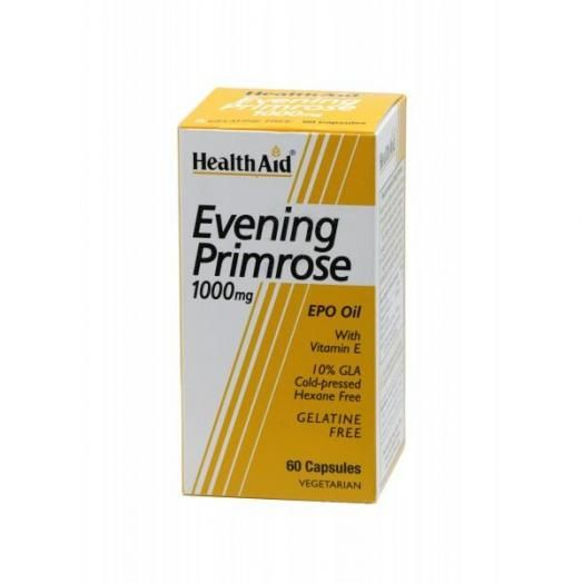 Health Aid Evening Primrose 1000 mg X 30 Caps