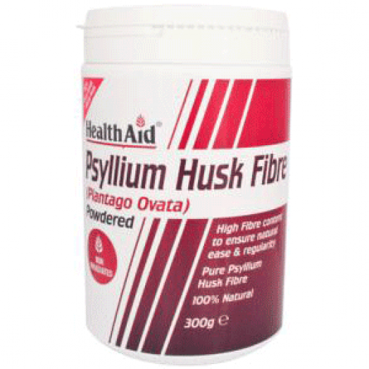 Health Aid Psyllium Husk Powder 300gr