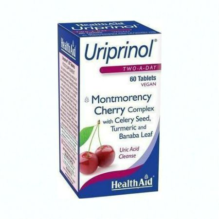 Health Aid Uriprinol X 60 Caps