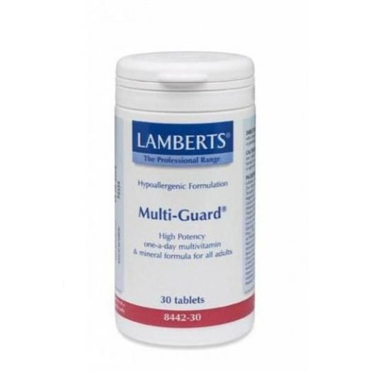 Lamberts Multi Guard High Potency X 30 Tabs