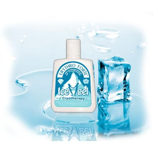 Erythro Forte Ice Gel Cryotherapy 100 ml