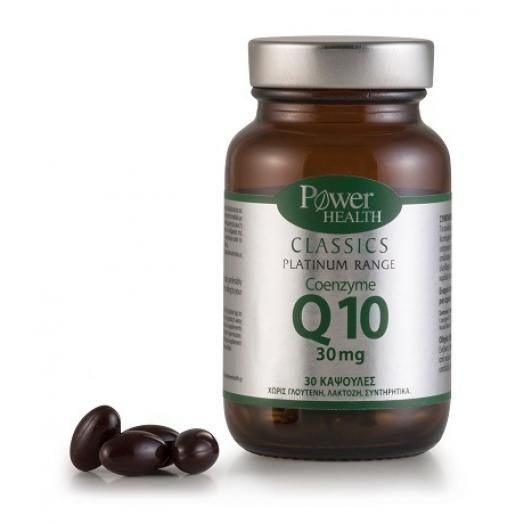 Power Health Coenzyme Q10 30 mg X 30 Caps
