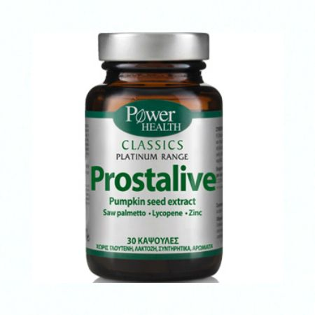 Power Health Prostalive X 30 Caps