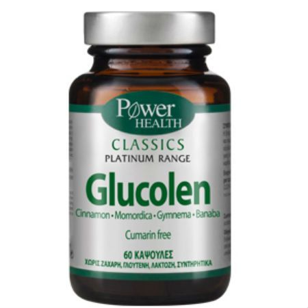 Power Health Classics Glucolen X 60 Caps