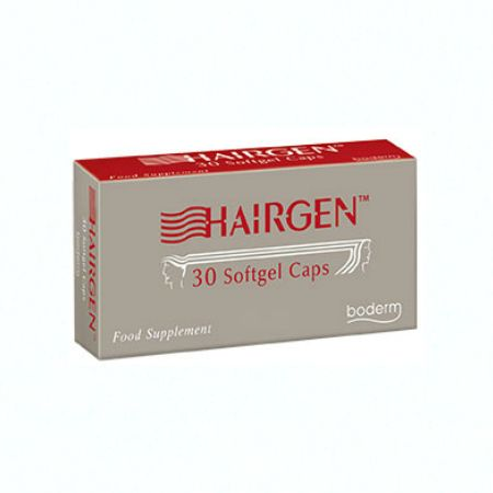 Boderm Hairgen x 30 Softgel Caps