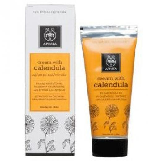 Apivita Cream With Calendula 50 ml