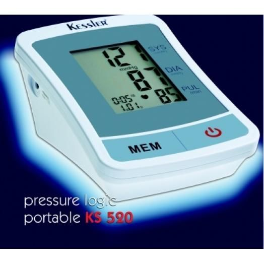 Kessler Pressure Logic Portable Ks 520