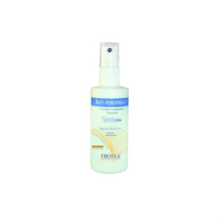 Froika Antiperspirant Spray Χωρίς Άρωμα 60 ml
