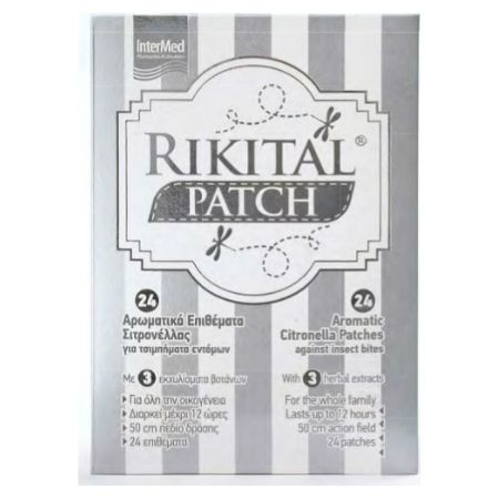 Intermed Rikital Patches X 24Τμχ