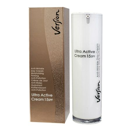 Version Ultra Active Day Cream Spf 15 50ml