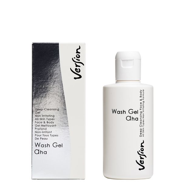 Version Wash Gel Aha 200 ml