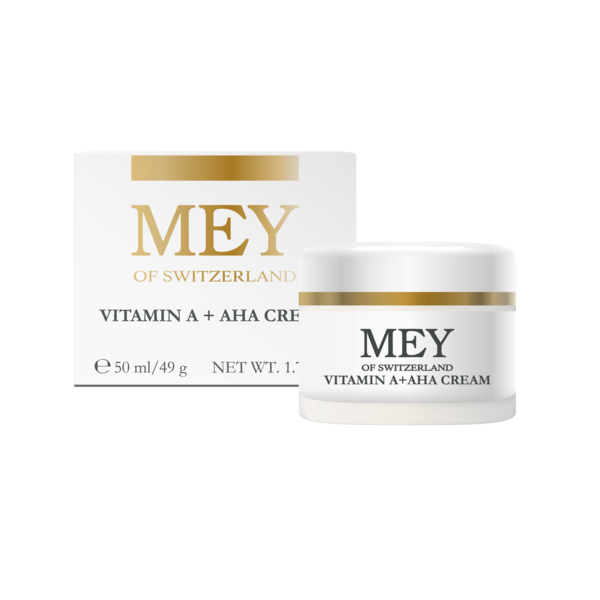 Mey Vitamin A + Aha Cream 50 ml